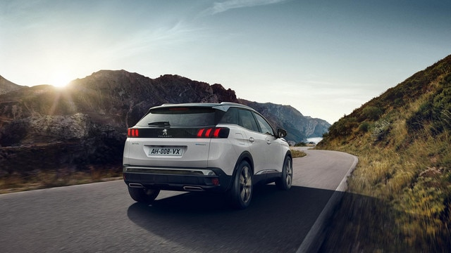 New PEUGEOT 3008 SUV HYBRID – Regenerative braking