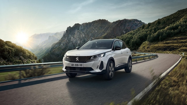 New PEUGEOT 3008 SUV HYBRID – Driving modes