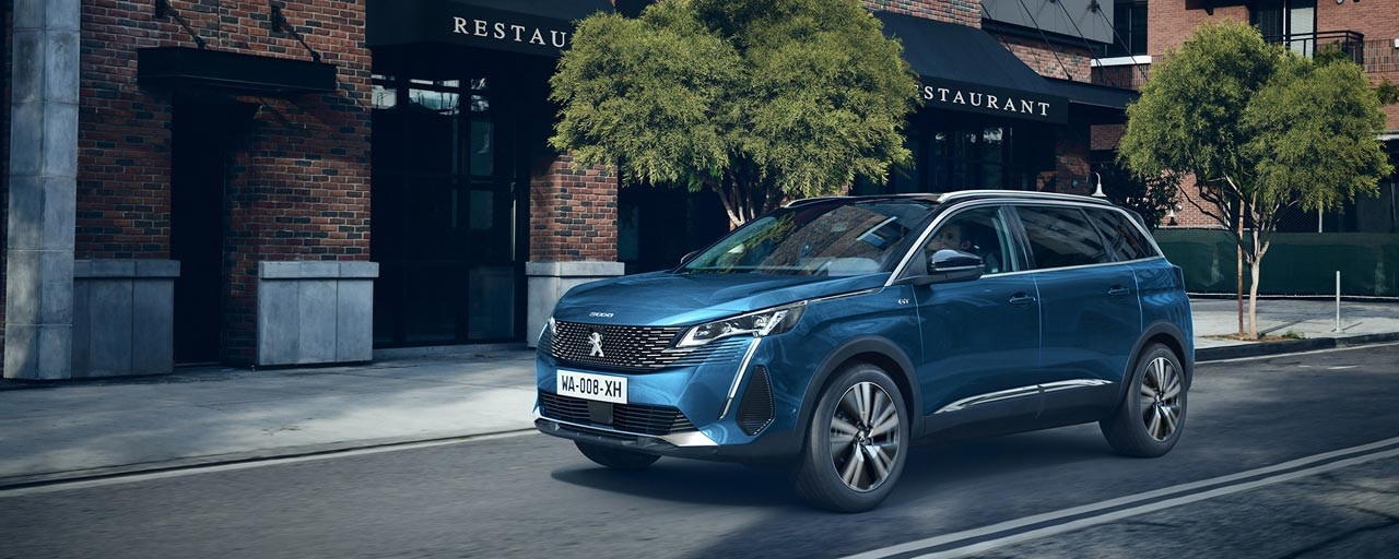 New large PEUGEOT 5008 SUV with 7 Seats | Arriving 2021