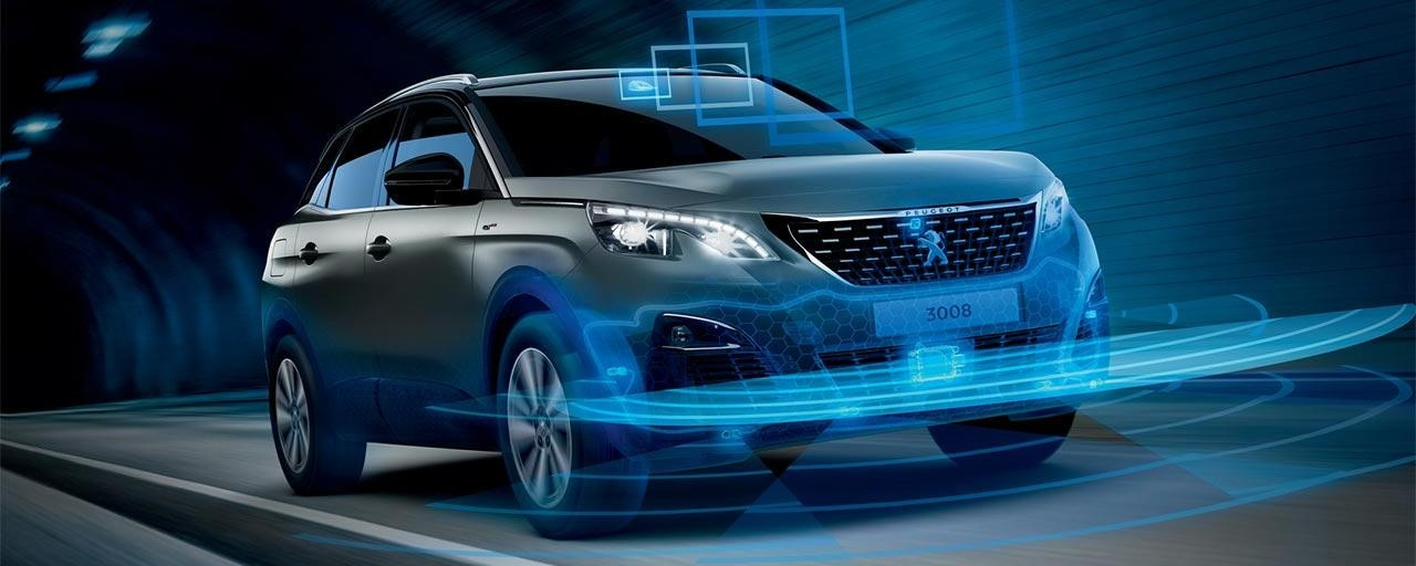 PEUGEOT 3008 SUV Technology