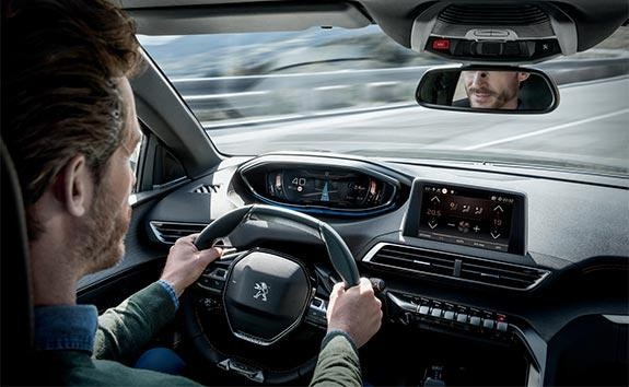 PEUGEOT 3008 SUV Technology | Driver Attention Alert