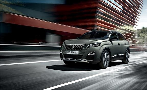 PEUGEOT 3008 SUV Technology   Speed Limit Sign Recognition and Recommendation