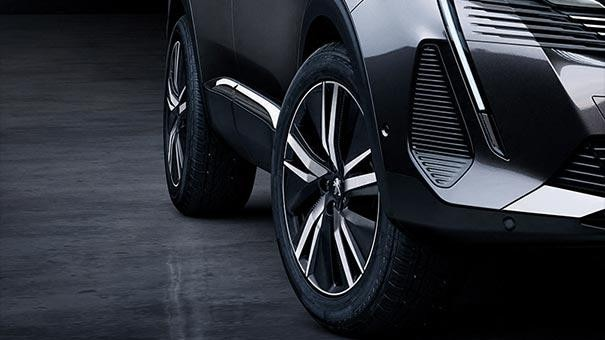 New PEUGEOT 3008 SUV Design | New Alloy Wheels