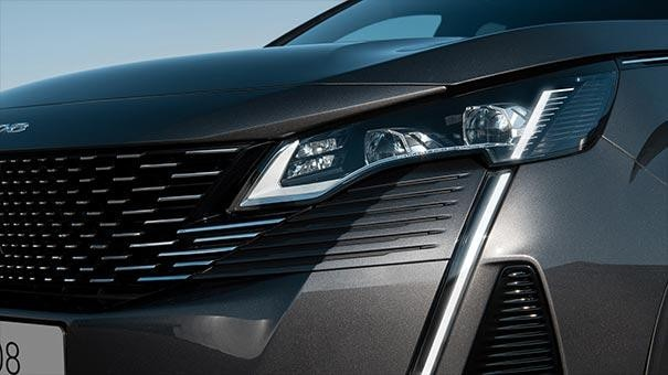 New PEUGEOT 3008 SUV Design | New Front Headlights