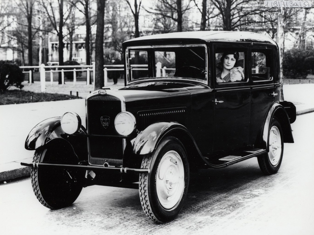 Two centuries of innovation – 1929 launch of the Peugeot 201