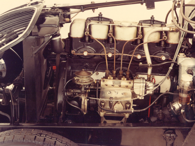 Two centuries of innovation – manufacture of HL50 diesel engines in Sochaux in 1936