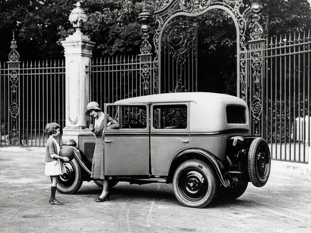 Two centuries of innovation – Peugeot 201 1930