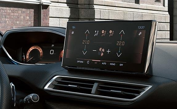 New PEUGEOT 3008 SUV Connectivity