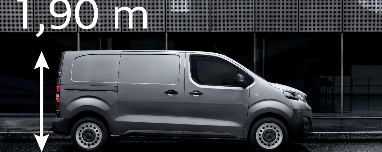Peugeot Expert- Profile