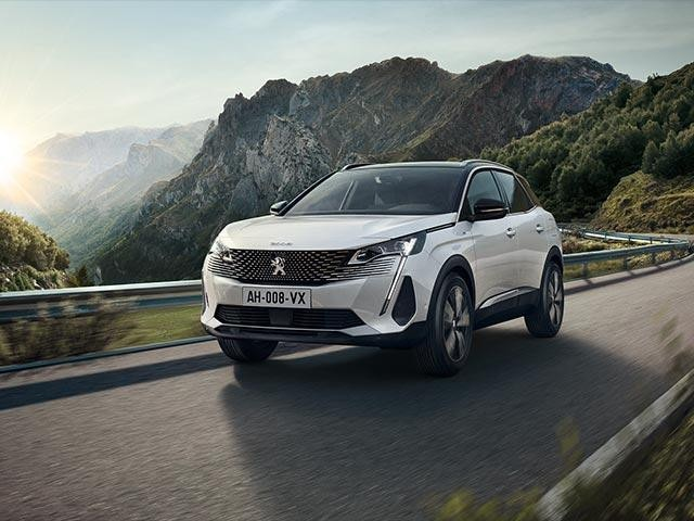 New PEUGEOT 3008 SUV | Plug-In Hybrid Engine