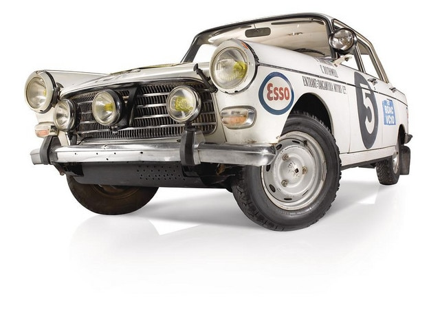 Peugeot Sport – Victory for the 404 at the East African Safari Rally between 1961 and 1968