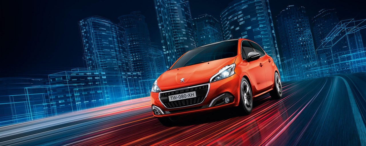 PEUGEOT 208 small car hatchback