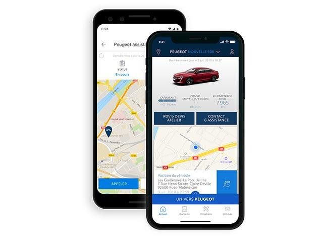 MyPEUGEOT App for iOS and Android | Stay Connected To Your PEUGEOT