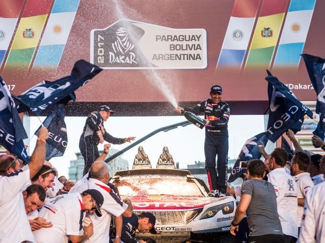 Dakar 2017 – Peterhansel takes the final victory