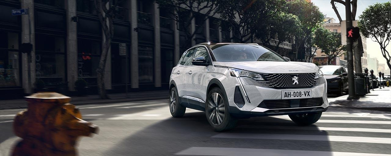 New PEUGEOT 3008 SUV HYBRID | Design