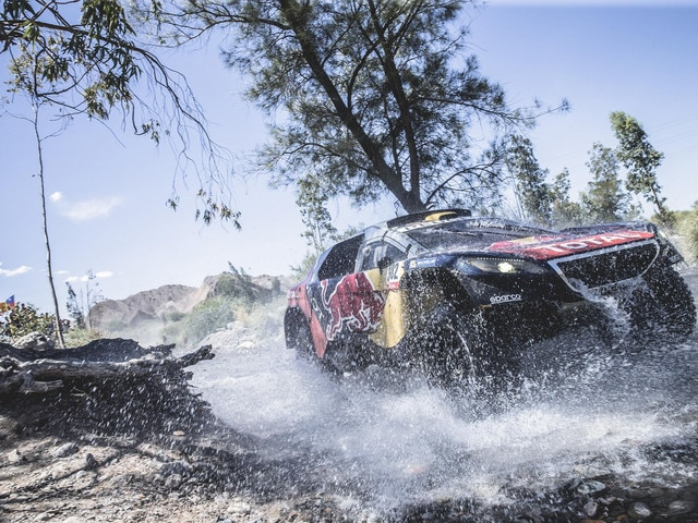 Peugeot Sport - 2016 - Peugeot 2008DKR16