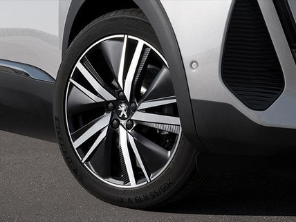New PEUGEOT 3008 SUV HYBRID Design | Alloy Wheels