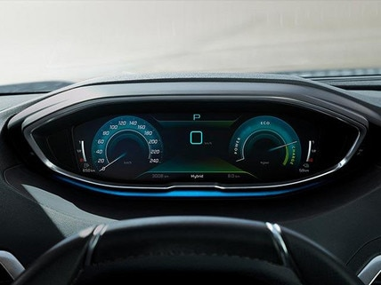 New PEUGEOT 3008 SUV HYBRID Design | Digital Instrument Panel