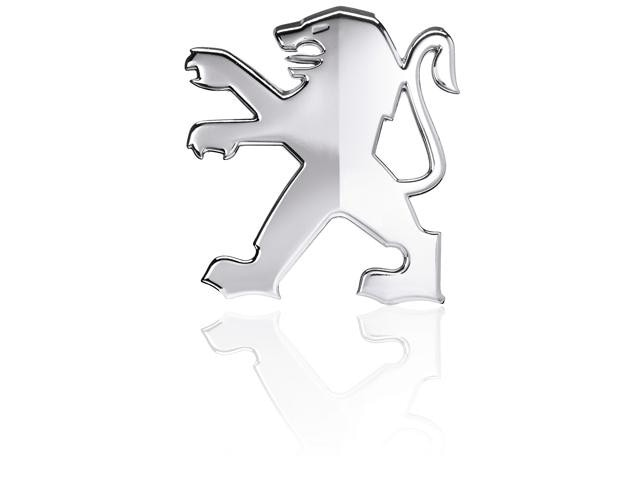 The Peugeot Lions – an accentuated relief beginning in 1998