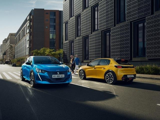 PEUGEOT History | 208 in 2020