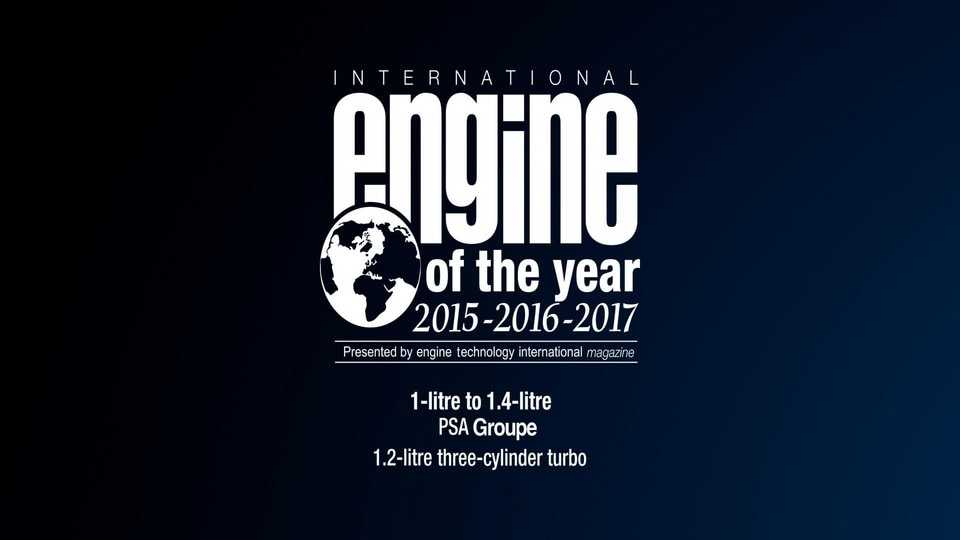 PEUGEOT PureTech International Engine of the Year in its class