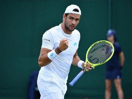 PEUGEOT Tennis Ambassadors | Matteo Berrettini