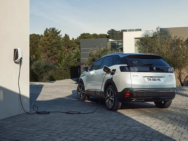 PEUGEOT Plug-in Hybrid Car Range