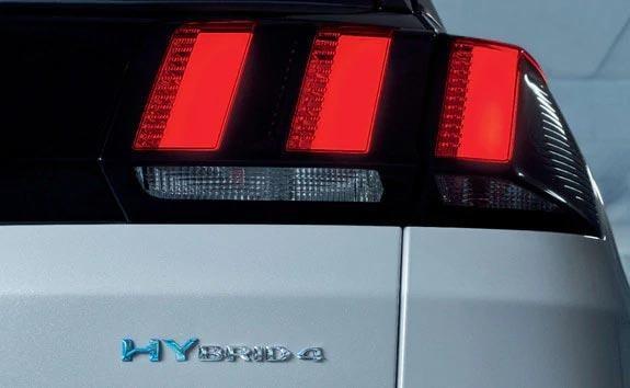 PEUGEOT Plug-In Hybrid Cars   Sport Driving Mode