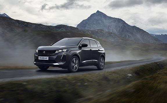 PEUGEOT Plug-In Hybrid Cars   4WD Driving Mode