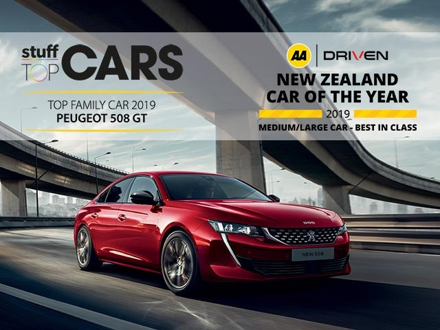 Multiple Award-Winning PEUGEOT 508 Fastback | Test Drive Today