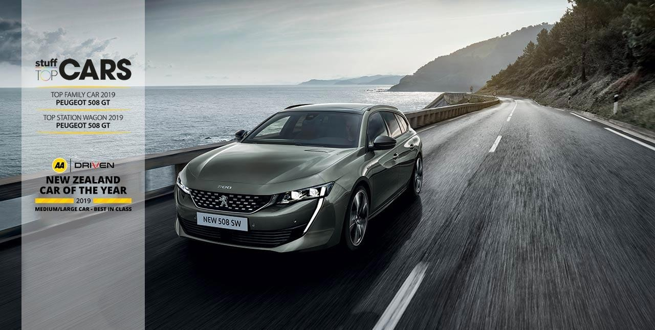 Multiple Award-Winning PEUGEOT 508 SW | Test Drive Today