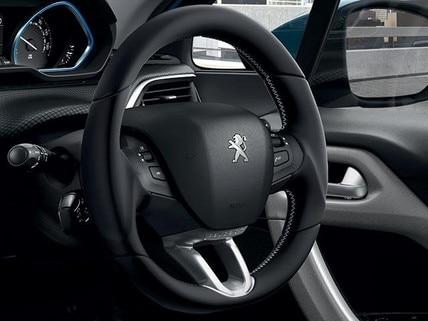 PEUGEOT 2008 SUV compact steering wheel