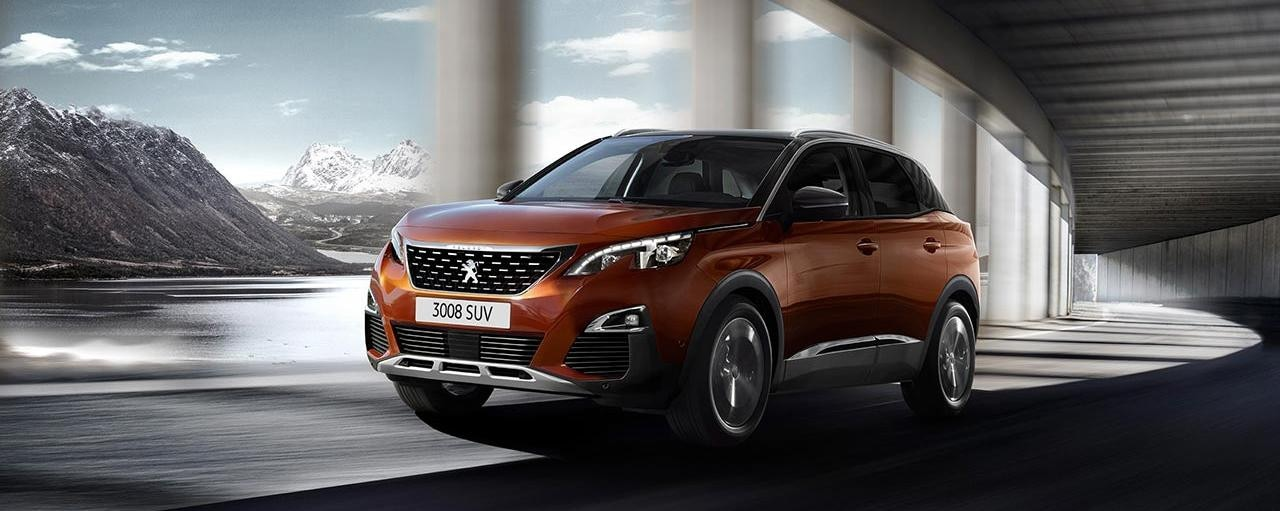 PEUGEOT 3008 SUV Family Car