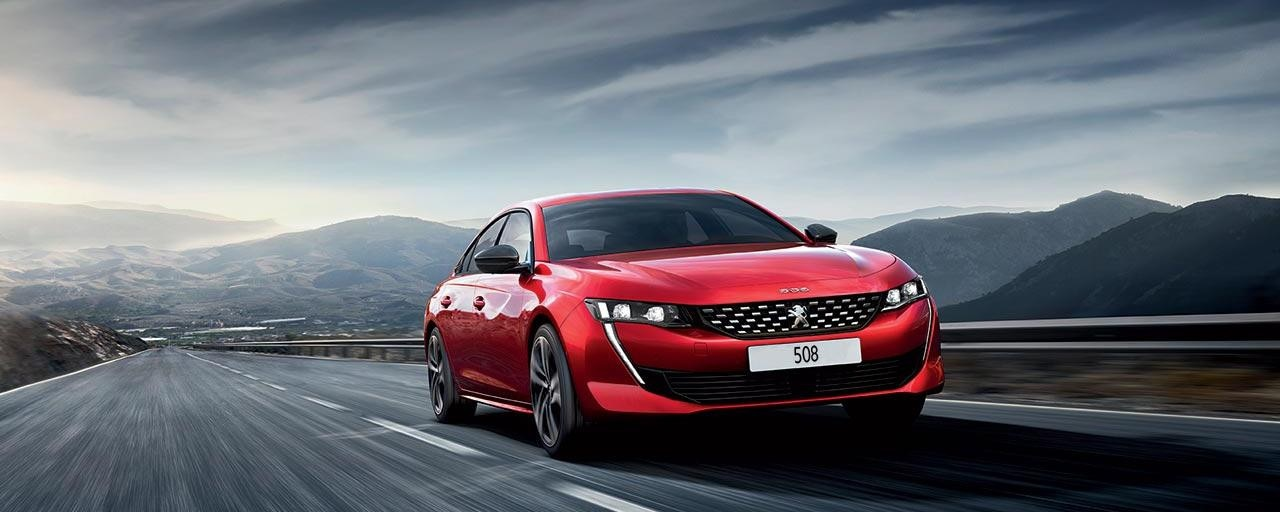 PEUGEOT 508 Fastback Family Car