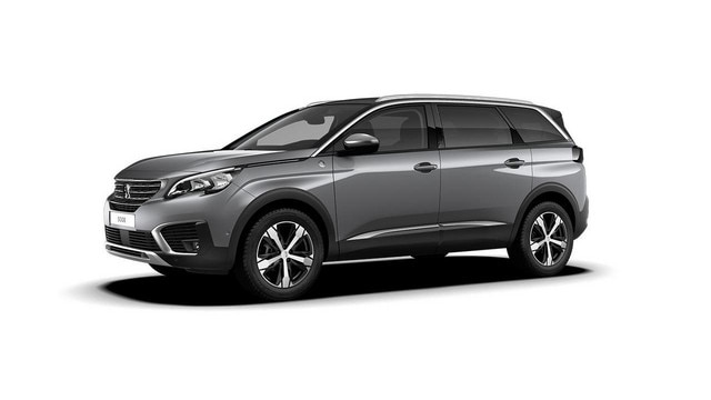 PEUGEOT 5008 SUV Crossway Special Edition Exterior Design