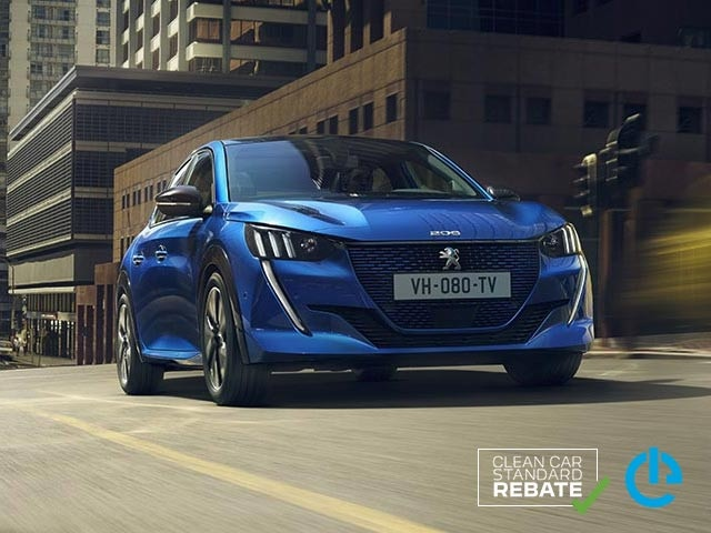 New PEUGEOT e-208 Full Electric Vehicle | For Those Ahead Of Their Time