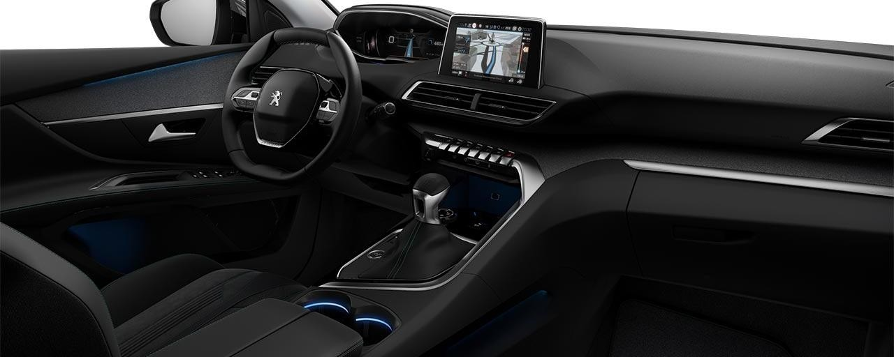 PEUGEOT 5008 SUV Crossway Special Edition Interior Comfort