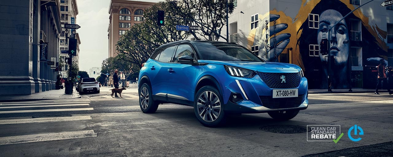 New PEUGEOT e-2008 SUV Full Electric Vehicle | Time For A New Experience