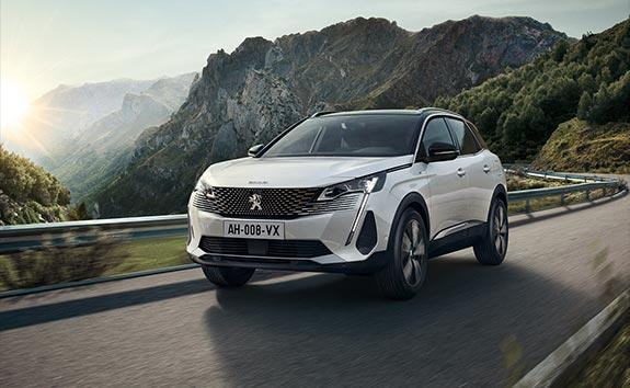 New PEUGEOT 3008 SUV HYBRID | Driving Modes