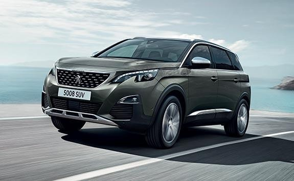7-Seat PEUGEOT 5008 SUV With Zero Payments and 0% Deposit Until 2021 | Buy Now At Your PEUGEOT Dealer