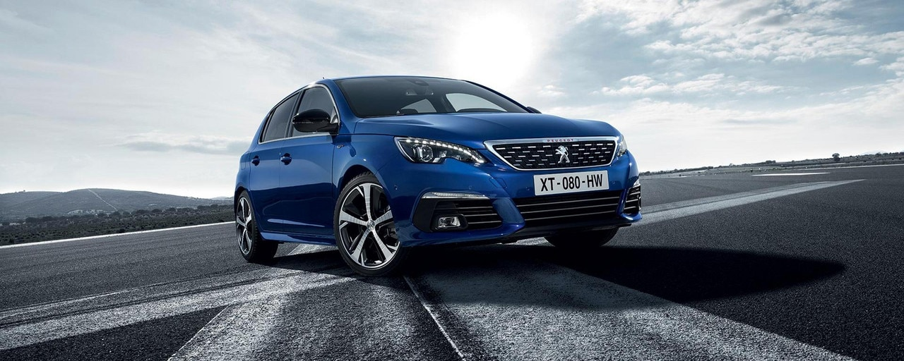 PEUGEOT 308 small car hatchback