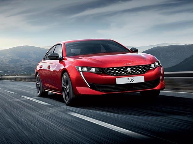 Vote for the PEUGEOT 508 in the AA Motoring 2019 People's Choice Awards