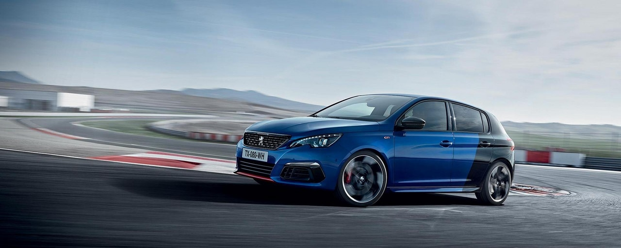 PEUGEOT 308 GTi Hot Hatch Sports Car