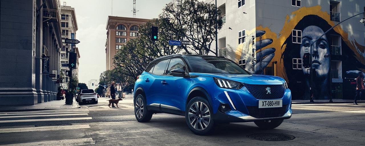 All-New PEUGEOT e-2008 Electric SUV | Arriving Q3 2021