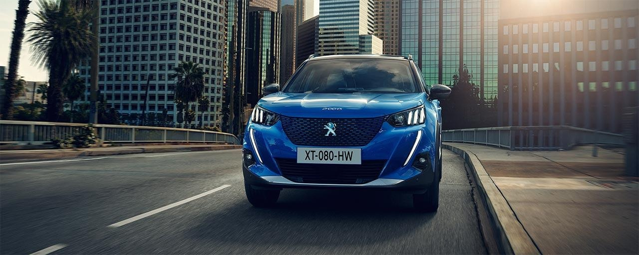 All-New PEUGEOT e-2008 Electric SUV | Advantages