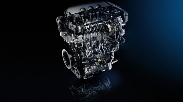 Peugeot PureTech turbocharged engine