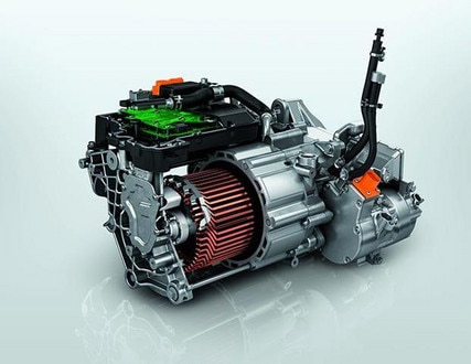 All-New PEUGEOT e-2008 Electric SUV Engine | New 100kW Electric Motor