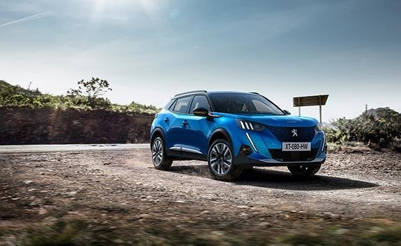 All-New PEUGEOT e-2008 Electric SUV Engine   Driving Modes