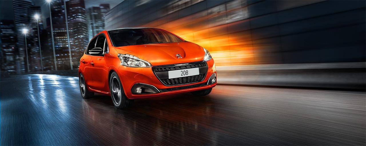 PEUGEOT 208 Significant Savings - Now From $24,990*