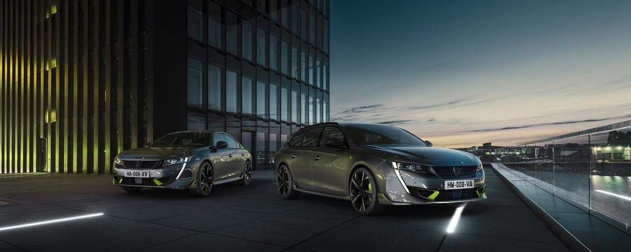 PEUGEOT 508 SW SPORT ENGINEERED